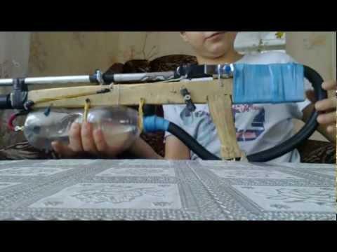 Видео как сделать винтовку