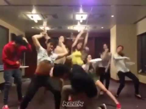 Harlem Shake Version of Star Magic Circle 2013