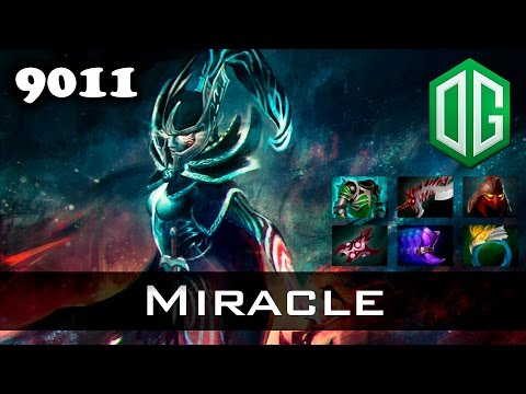 Miracle Phantom Assassin - 9011 MMR Dota 2