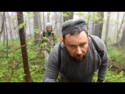Поход на гору Изюбринная и дорога Чугуевка-Сергеевка