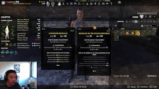 Front Bar Set Comparisons for Stamina DPS in Murkmire