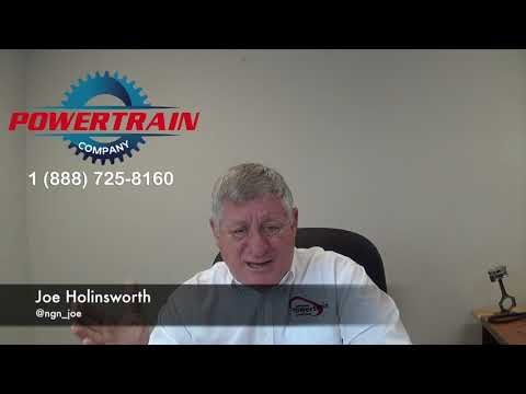 Engine Joe talks about the hard to find GM 3 6 High Feature V6