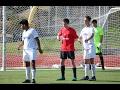 '00/'01: Pateadores Academy vs Crossfire Premier