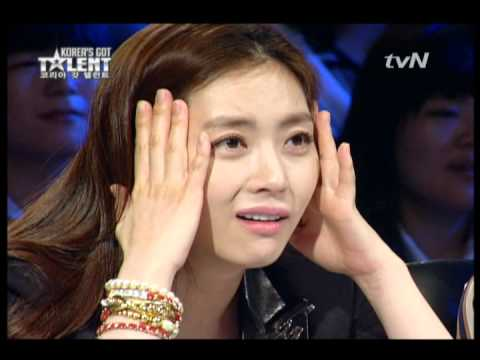 [Korea s Got Talent] tvN 코리아 갓 탤런트 Ep.1 Sung-bong Choi!!!.avi