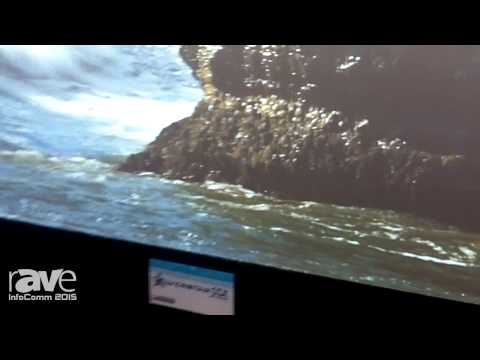 InfoComm 2015: Vutec Showcases SilverStar SSX Rigid Screen With Ultra Slim Frame