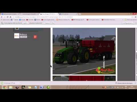 Como Descargar E Instalar Mods Para El Farming Simulator 2013