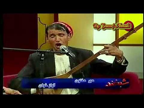 Mir Maftoon - Man Ashiqe Rahilam video