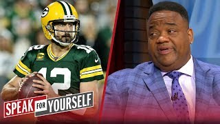 TNF showed that Packers are still too reliant on Aaron Rodgers — Whitlock | NFL | SPEAK FOR YOURSELF