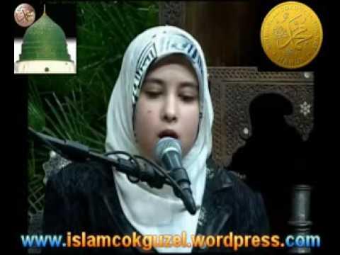 The Angels Of Islam. Nasheed 4. Sümeyye Eddeb Ahmed Mustafa Kamil Viyana 27 10 2007