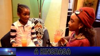 SHERYL ISAKO SUR COME AND DANCE A KINSHASA