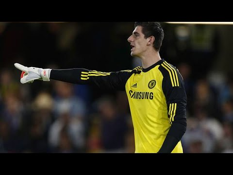 Thibaut Courtois - The Beginning - Best Saves - Chelsea FC - 2014 HD