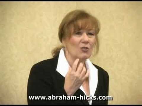 Abraham:  Aligning With Your Veritable Fortune - Esther & Jerry Hicks video