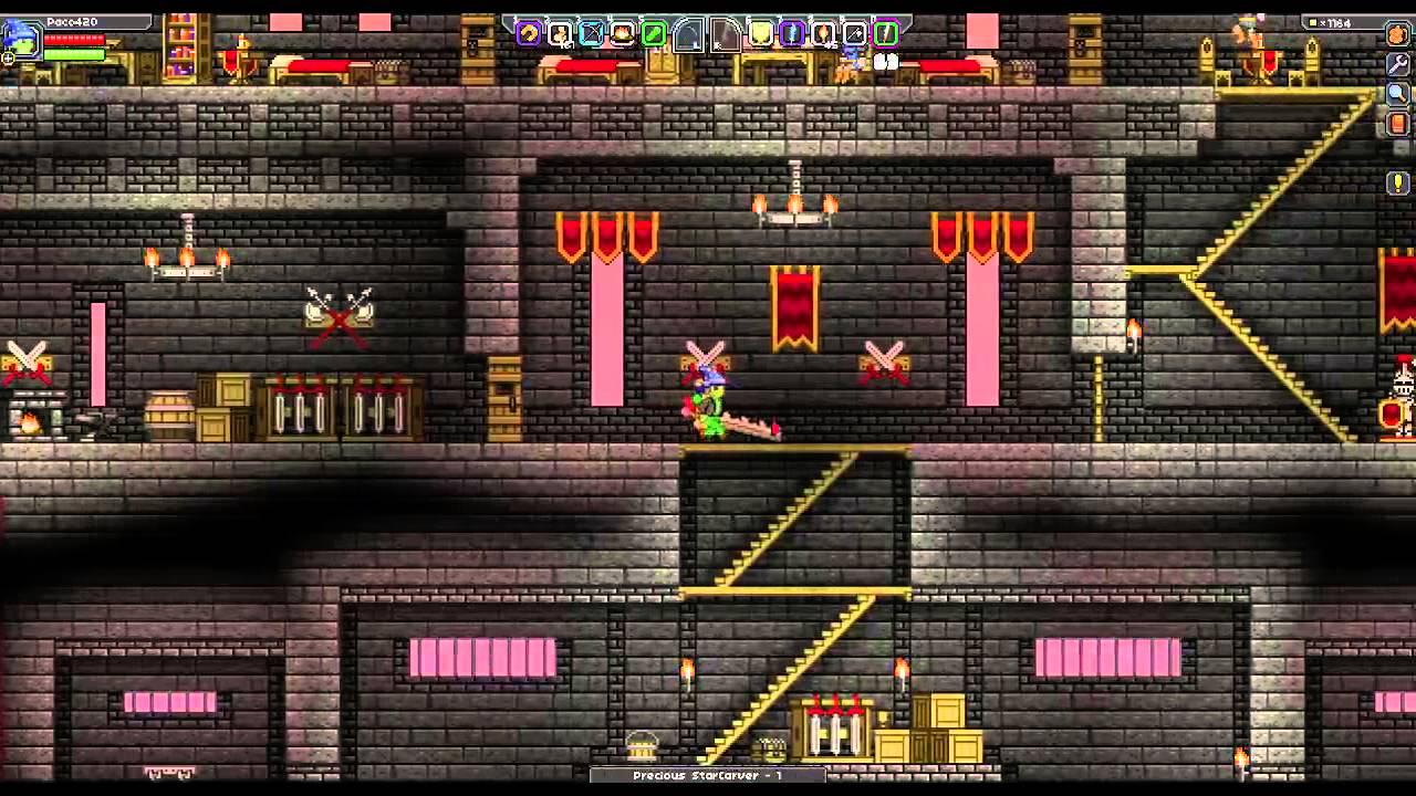 Glitch Starbound Starbound Gameplay Glitch