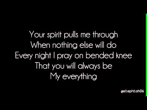 [LYRICS] 98 Degrees - My Everything