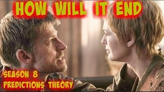 Game Of Thrones Season 8 Predictions & End Game Theory Q&A Live Stream
