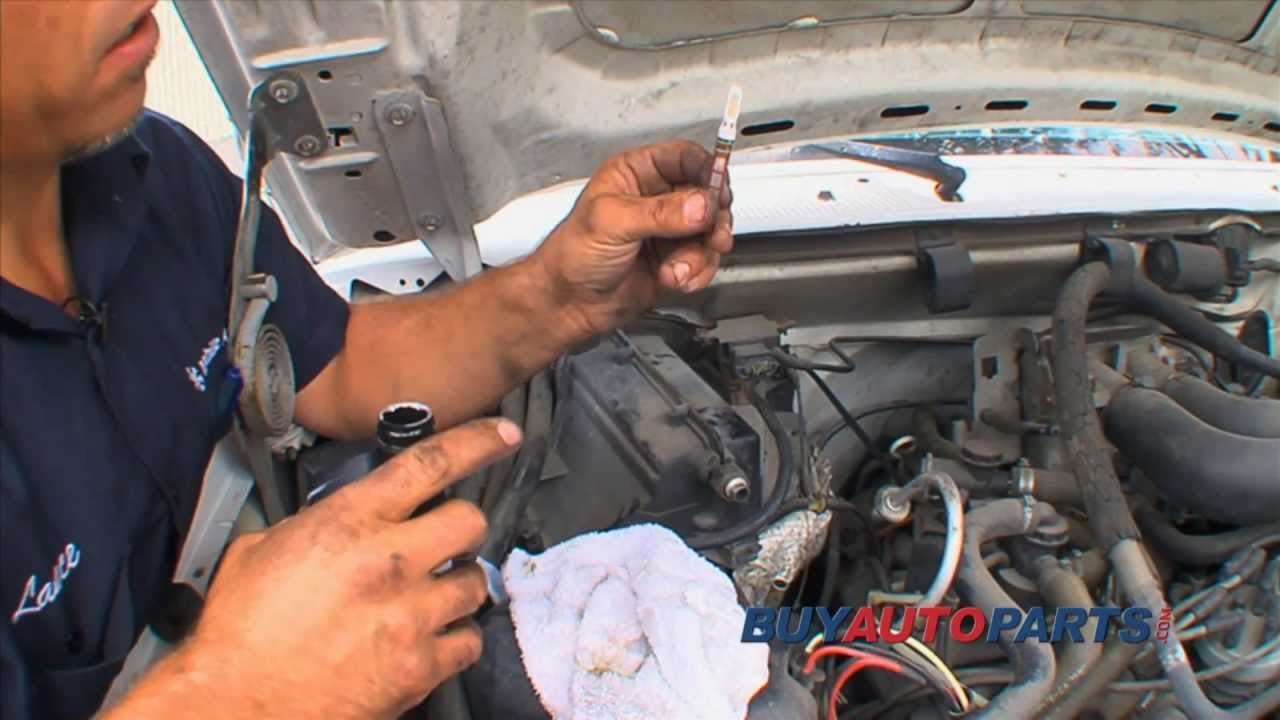 How To Install A C Orifice Tube Buyautoparts Com Youtube