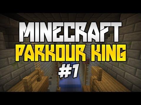 Minecraft: Parkour King [#1] - Let's Jump!