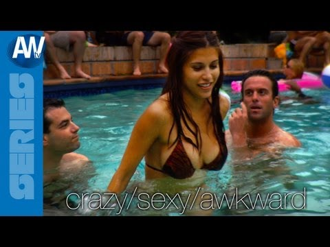 crazy / sexy / awkward - The Pool Party