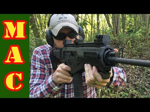 Beretta ARX100 Review