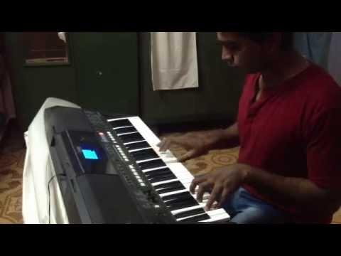 Anbendra Mazhaiyile Agilangal Nanayave Keyboard - Minsara Kanavu...