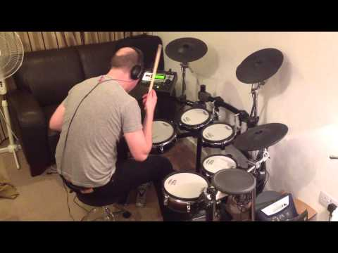 Ian Brown - F.E.A.R. (Roland TD-12 Drum Cover)