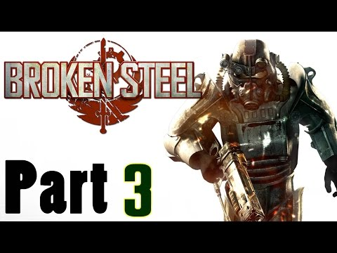 Fallout 3: Broken Steel Let's Play - Part 3 Tesla Coil (Walk