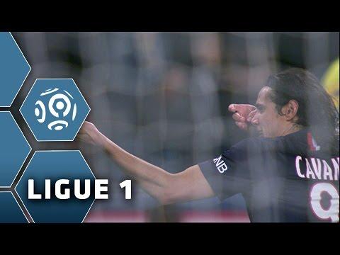 Goal Edinson CAVANI (20') / Paris Saint-Germain - Olympique Lyonnais (1-1) - (PSG - OL) / 2014-15