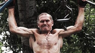 Old Great Grandpa can lift more than you IRON LAND