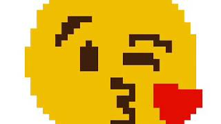 Emoji Speed Art Pixle