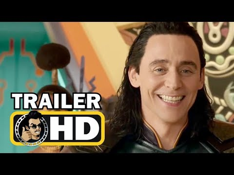 THOR RAGNAROK (2017) - Blu-ray Release Trailer  FULL HD  Chris Hemsworth Marvel Superhero Movie streaming vf