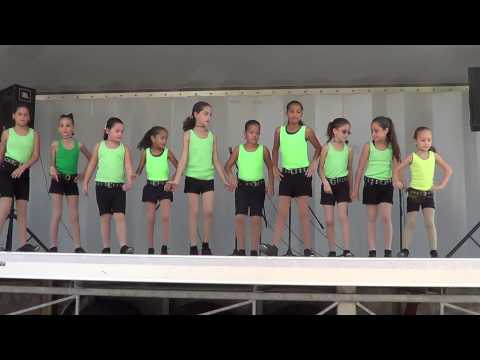 South Florida Cloggers - Coral Springs Art Festival - Bop