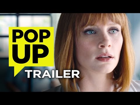 Jurassic World Pop-Up Trailer (2015) - Chris Pratt, Bryce Dallas Howard Movie HD