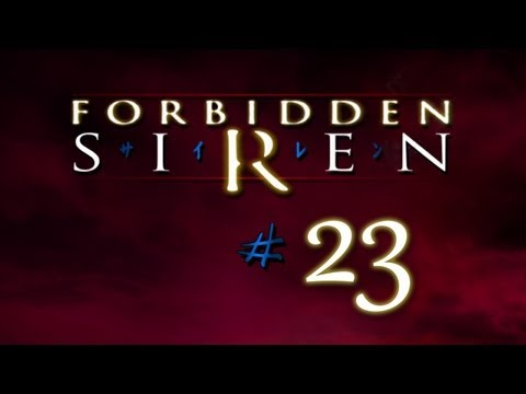 Let's Play Forbidden Siren (German|Blind) #23 - Die Frau mit wei�em Haar