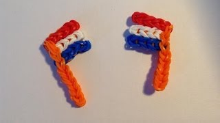 Rainbow loom Nederlands, WK vlaggetje