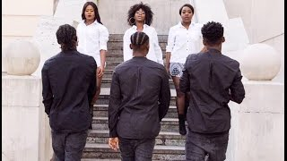 Runtown - Mad Over You ( Official Dance Video) By Ghana Boyz