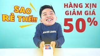 """LẠI MỘT SMARTPHONE """"HÀNG XỊN"""" GIẢM GIÁ SHOCK 50%!!!"""