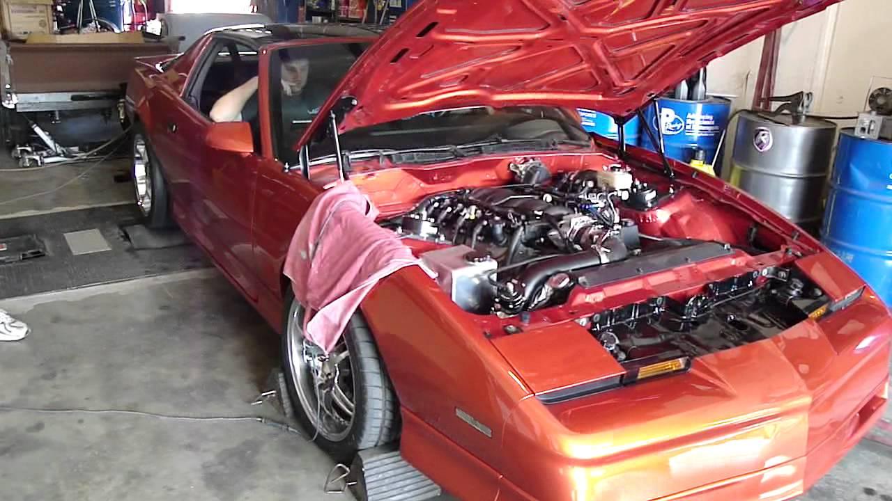 turbo gen trans am lm7 third 1986 pull