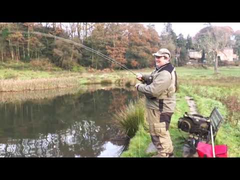 Fly Fishing Under The Bung with Tony Spacey and the Game Angling Consultancy