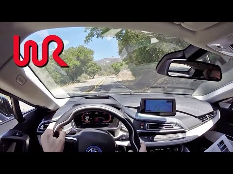 2014 BMW i8 - WR TV POV Test Drive