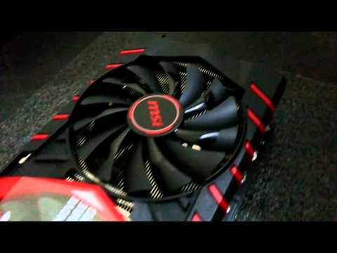 [FNX] gambit ---Unboxing MSI R9 380--
