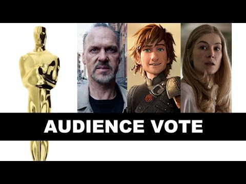 Oscar Winners 2015 - Today, YOUR VOTE! Beyond The Trailer