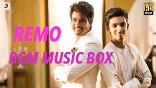 Remo - Tamil BGM Music Box