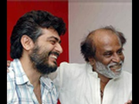 Ajith wants villain role in Rajini's Film