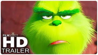THE GRINCH Official Trailer (2018)