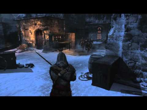 Assassin's Creed Revelations - Commented Gamescom Walkthrough [UK]