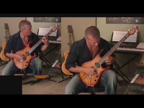 Sterling 'John Petrucci' KOA - HAUNTED 'Test Recording'