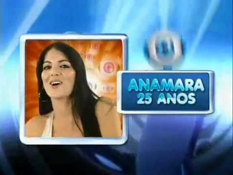 BBB 10   Anamara - Chamada