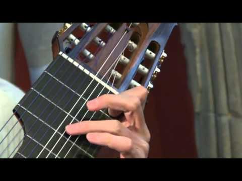 Anders Miolin - JS Bach - Prélude BWV 998
