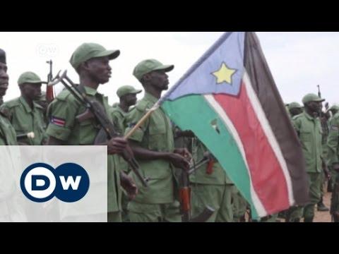Tensions in South Sudan prior to Machar return   DW News