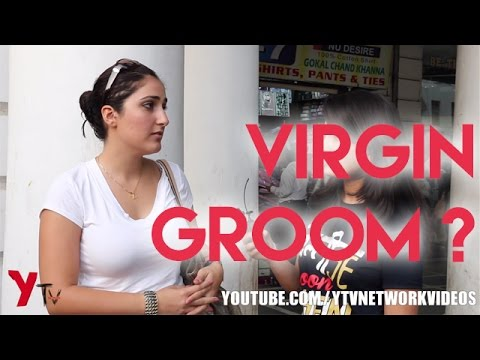 Do Indian Women Want A 'virgin' Groom? Unexpected Reactions!! video
